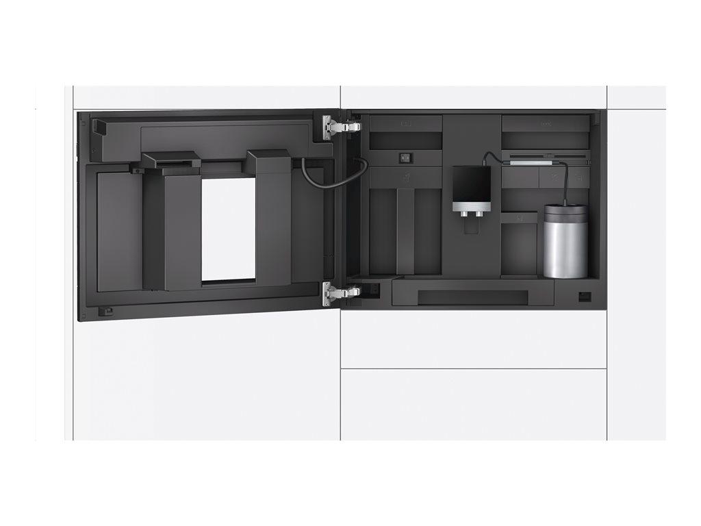 siemens ct636lew1 kaffeevollautomat kaffeemaschine 2 4. Black Bedroom Furniture Sets. Home Design Ideas