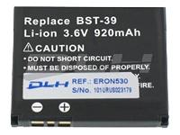 DLH Energy Batteries compatibles ERON530
