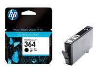 HP 364 - noir - originale - cartouche d'encre