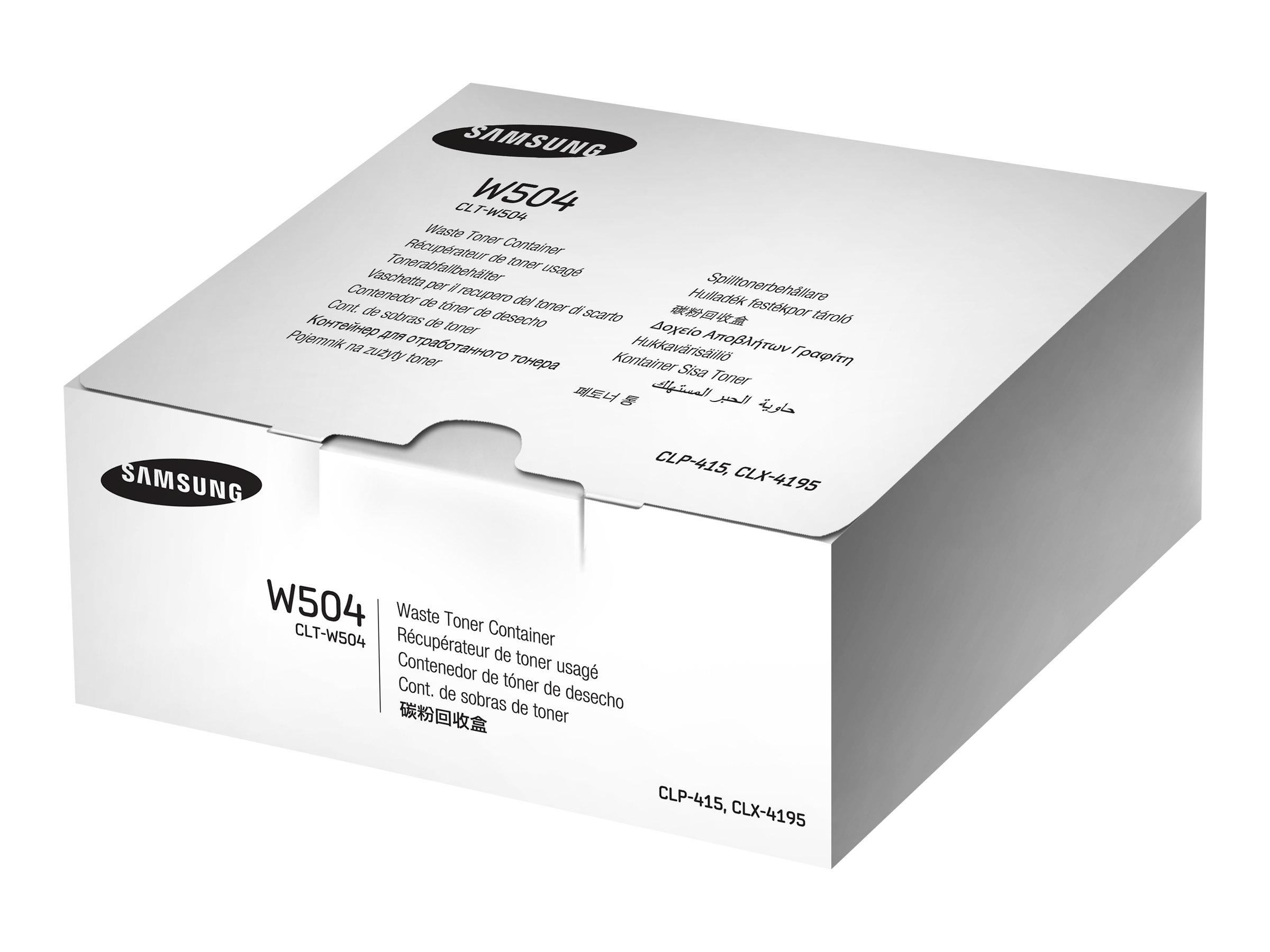 Samsung CLT-W504 - collecteur de toner usagé