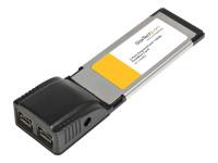 StarTech.com Cartes EC1394B2