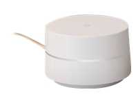 Google Wifi Trådløs router 2-port switch GigE 802.11a/b/g/n/ac