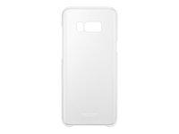 Samsung Clear Cover EF-QG955 Bagomslag til mobiltelefon sølv
