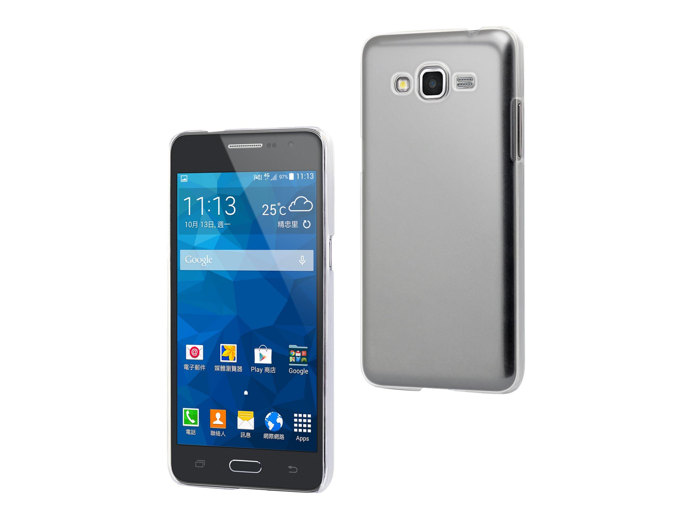 Muvit Clear Case - Coque de protection pour Samsung GALAXY Grand Prime - clair