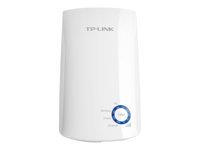 TP-LINK TL-WA850RE WiFi-rækkeviddeforlænger 100Mb LAN Wi-Fi 2.4 GHz