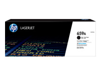 HP 659A - Black - original - LaserJet - toner cartridge (W2010A) - for LaserJet Enterprise MFP M776; LaserJet Enterprise Flow MFP M776