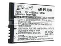 DLH Energy Batteries compatibles AM-PA1087