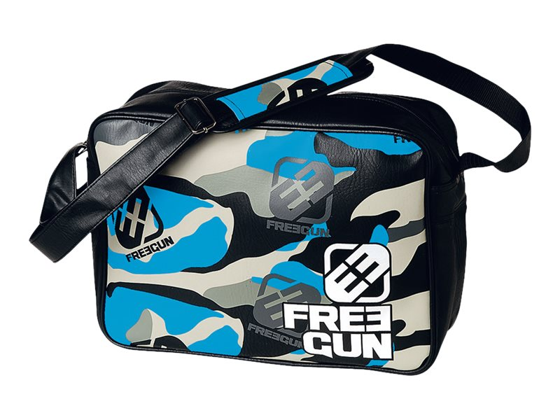 Oberthur Freegun - sac à bandoulière