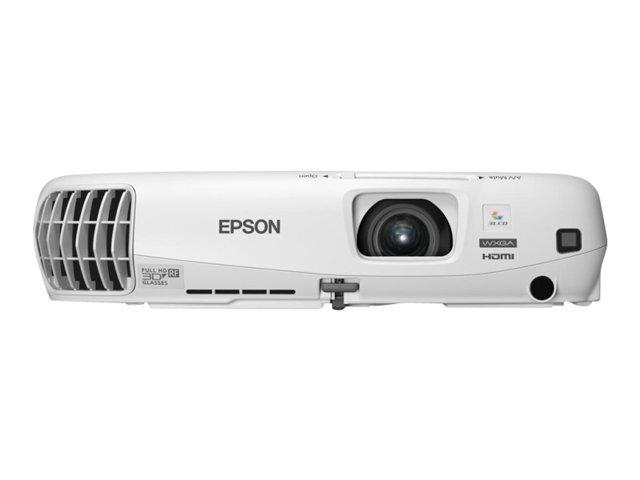 Epson EB W16
