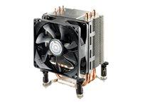 CoolerMaster, chladič Hyper TX3 EVO,sct. 1366/1155/1156/775/AM2/