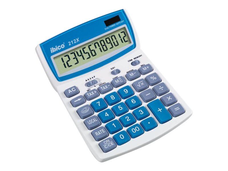Ibico 212X - calculatrice de bureau
