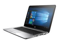 """HP EliteBook 840 G3 - Core i7 6600U / 2.6 GHz - Win 10 Pro 64-bit - 8 GB RAM - 512 GB SSD - 14"""" TN 1366 x 768 (HD) - HD Graphics 520 - Wi-Fi, Bluetooth - kbd: US"""