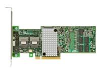 Lenovo ServeRAID M5110 - contrôleur de stockage (RAID) - SATA 6Gb/s / SAS 6Gb/s - PCIe 3.0 x8