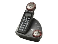 Amplified Cordless Telephone With Caller ID                                                                                      at mygofer.com