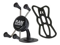 RAM Lil' Buddy RAP-SB-180-UN7U - Car holder - for Apple iPhone 4, 4S, 5, 5c, 5s, 6; iPod (1G, 2G, 3G, 4G, 5G)