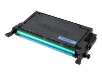 Samsung CLT-C5082S - Low Yield - cyan - original - toner cartridge