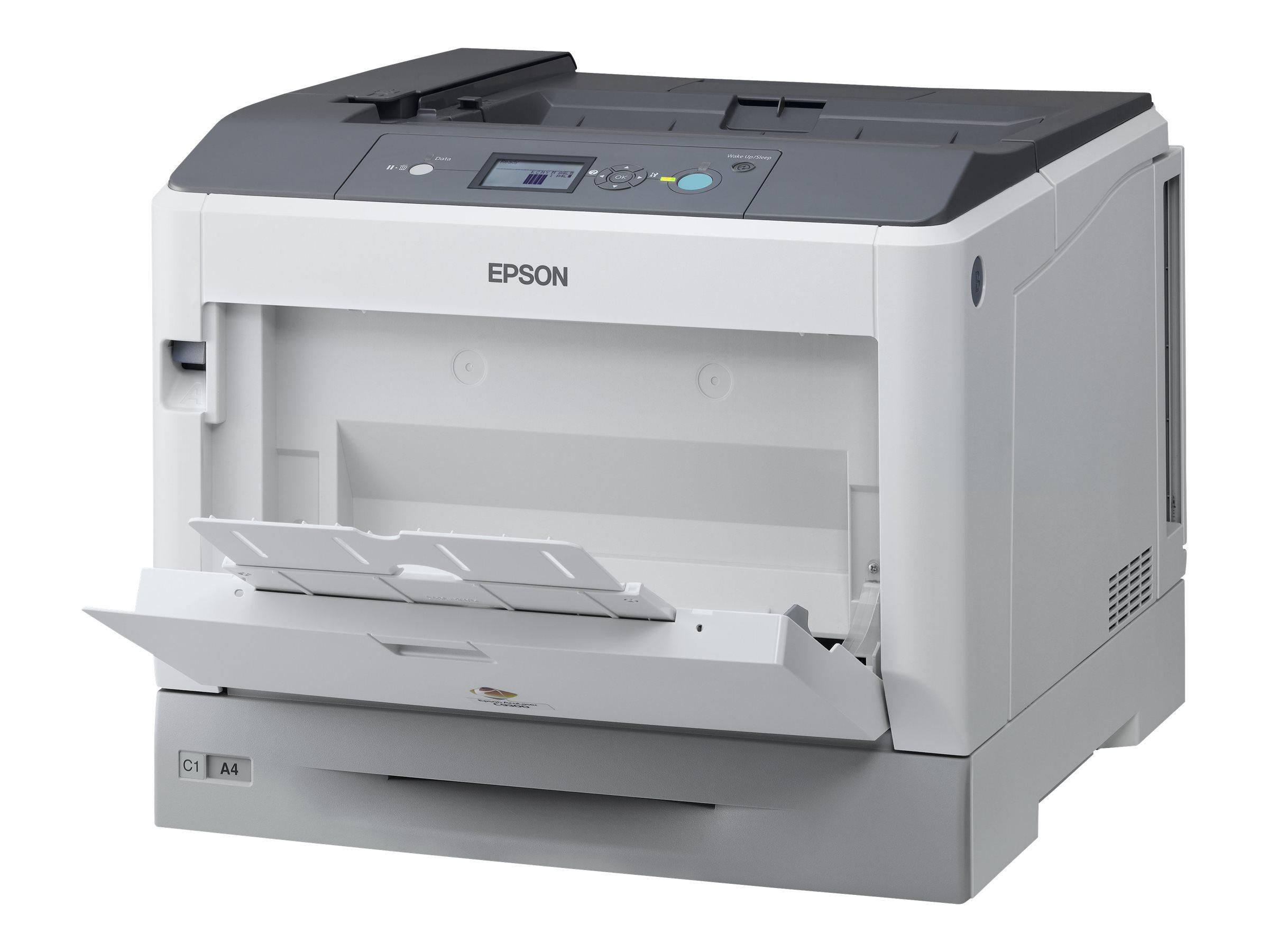 Epson AcuLaser C9300N - imprimante - couleur - laser