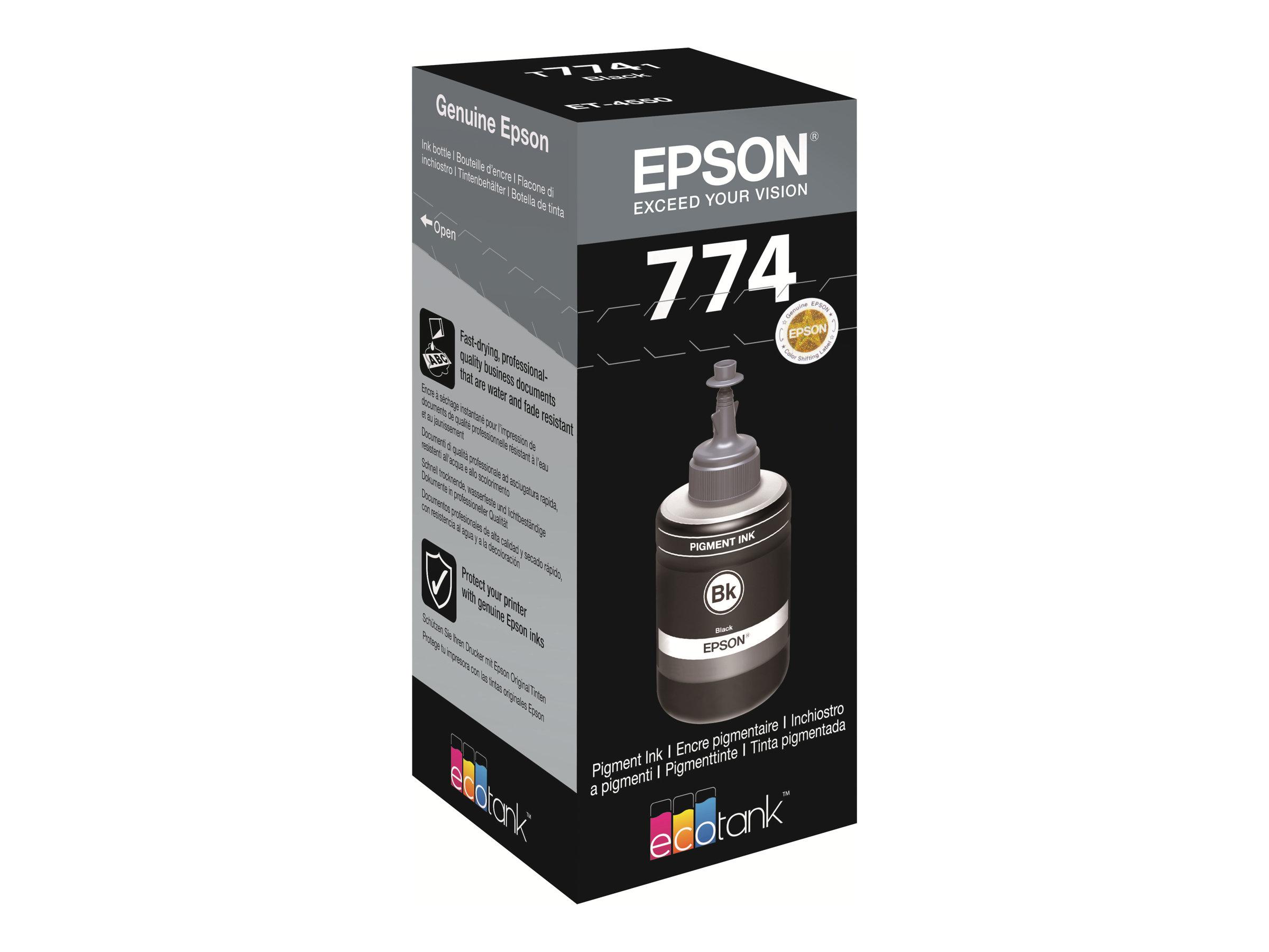 Epson T7741 - noir - recharge d'encre