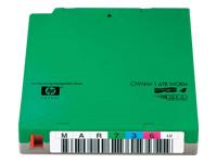 HPE Ultrium RFID RW Custom Labeled Data Cartridge - LTO Ultrium x 20 - 800 Go - support de stockage