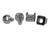 StarTech.com Racks et accessoires  CABSCREWM6