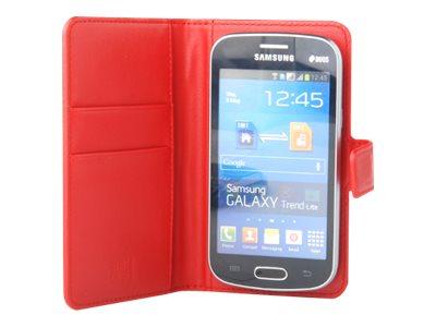 UNPLUG SLIDECOVER universel Folio S protection à rabat pour téléphone portable