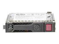 HPE Midline - disque dur - 4 To - SATA 6Gb/s