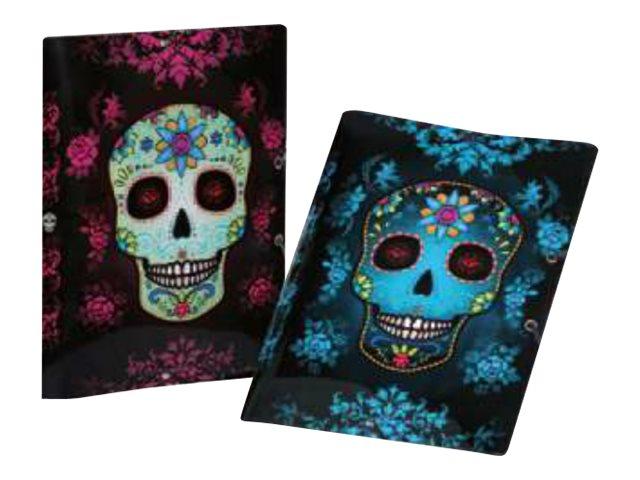 Viquel Mexican Skull - chemise à 3 rabats