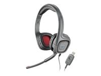 Plantronics .Audio 655 Headset fuld størrelse kabling
