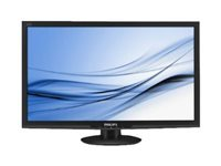 "Philips E-line 273E3LHSB LED-skærm 27"" 1920 x 1080 Full HD (1080p)"