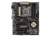 ASUS Z97-A Bundkort ATX LGA1150 sokkel Z97 USB 3.0 Gigabit LAN