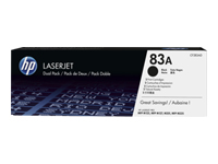 HP Cartouches Laser CF283AD
