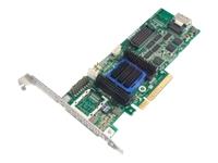 Microsemi Adaptec RAID 6405 - contrôleur de stockage (RAID) - SATA 6Gb/s / SAS 6Gb/s - PCIe x8