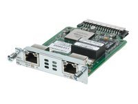 Cisco High-Speed WAN Interface Card Channelized T1/E1 and ISDN PRI