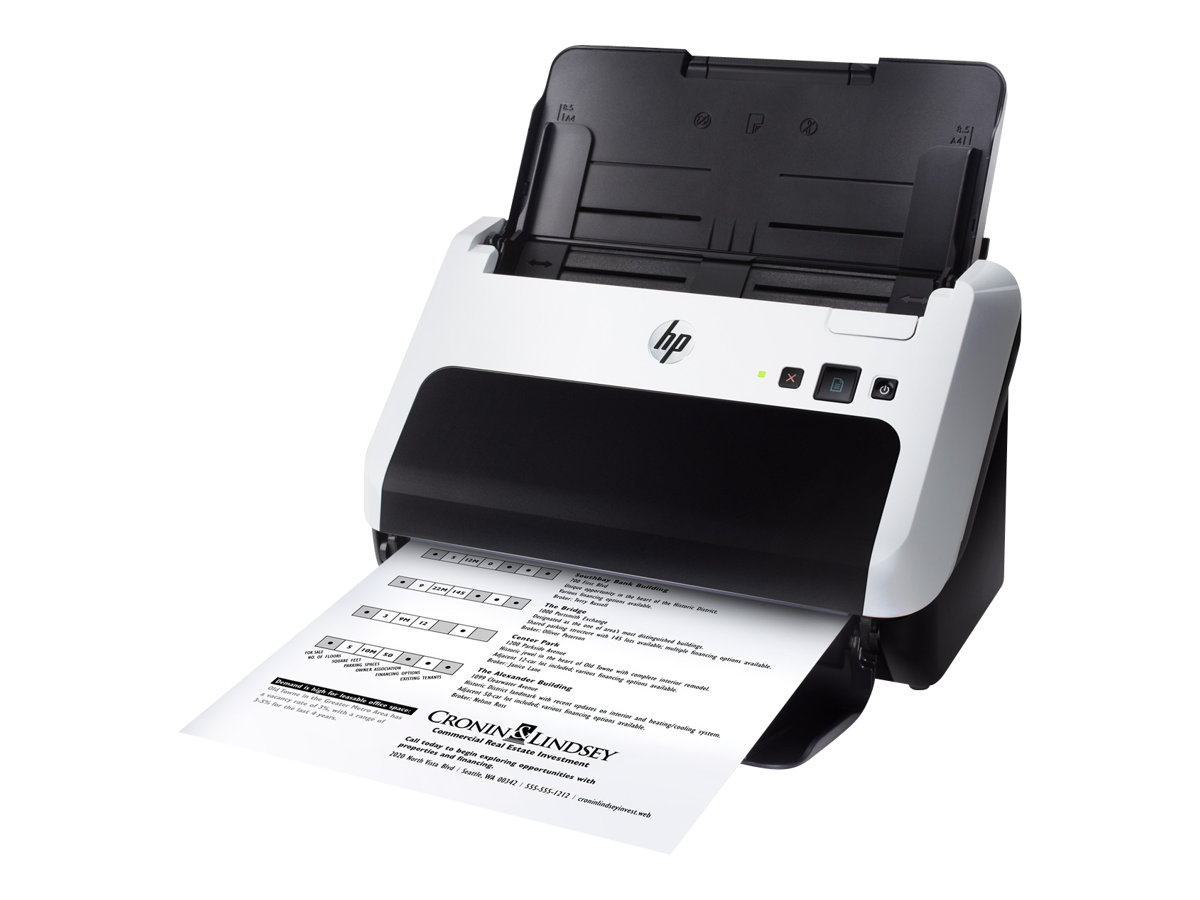 HP Scanjet Pro 3000 s2 - scanner à feuilles