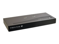 C2G TruLink 2-Port VGA Monitor Splitter/Extender (Female Input)