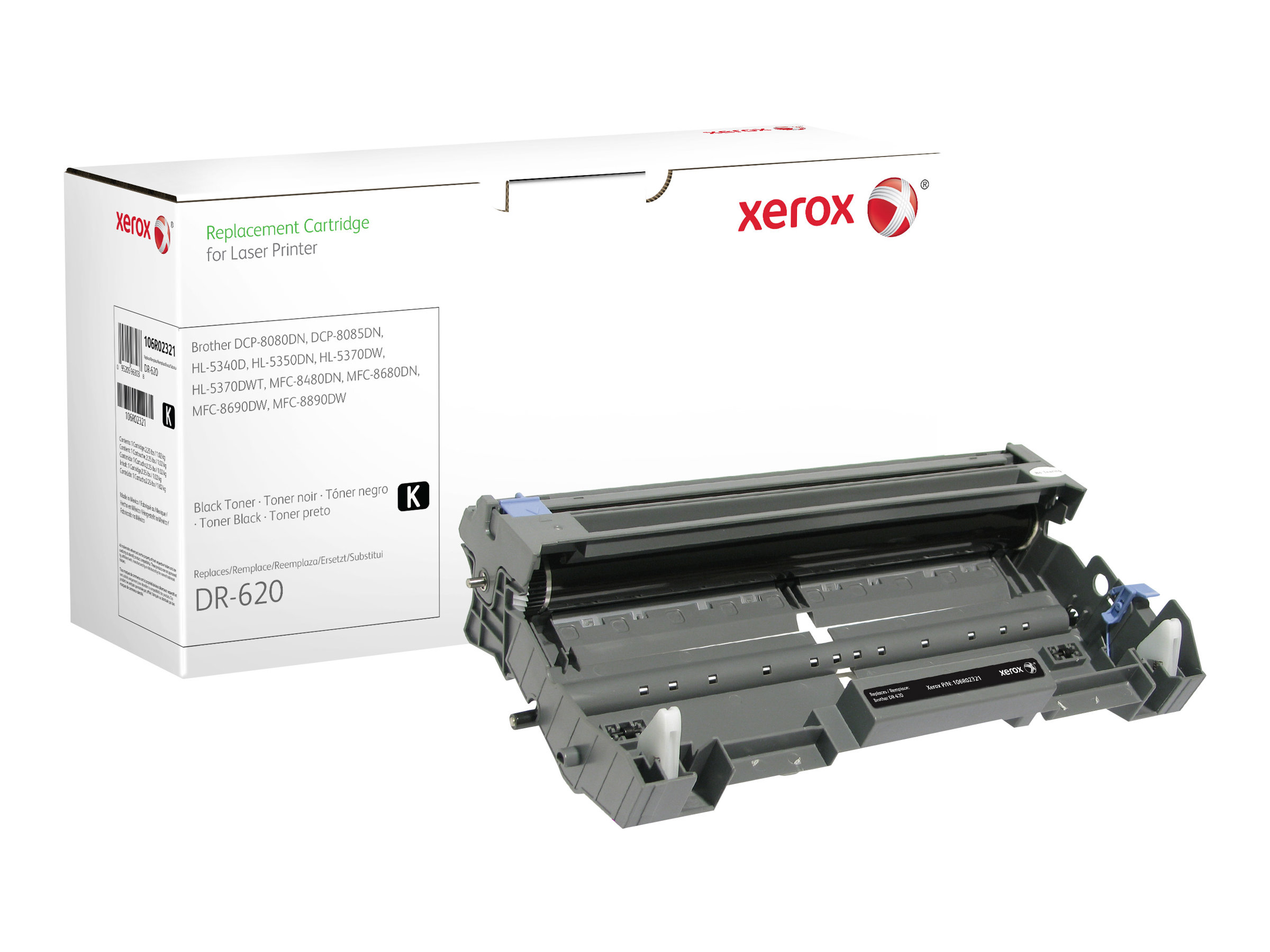 Xerox - kit tambour (alternative pour: Brother DR3200)