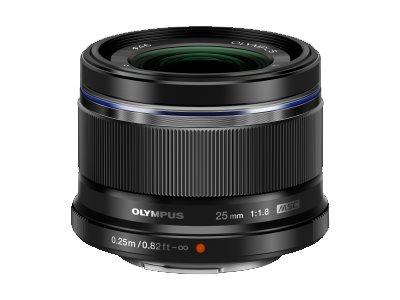 Image of Olympus M.Zuiko Digital - lens - 25 mm