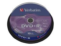 Verbatim CD-R/W et DVD-R 43498
