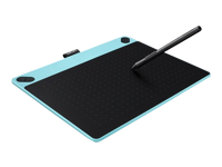 Wacom Intuos Art Medium - numériseur - USB - Bleu menthe