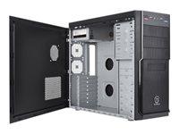 Gab p/PC THK V2 PLUS MATX 450W NEGRO
