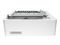 HP - Media tray / feeder - 550 sheets in 1 tray(s) - for Color LaserJet Pro M452; LaserJet Pro MFP M377, MFP M477