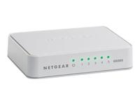 NETGEAR GS205 - commutateur - 5 ports - non géré - Ordinateur de bureau