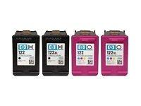 HPc CH562HL #122 Tri-color Ink 100 pages