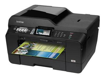 Brother Colour Inkjet Mfc 6-In-1 Laser Multi Func