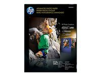 HP Advanced Photo Paper - Glossy - 5 in x 7 in - 250 g/m² - 60 sheet(s) photo paper - for Envy 5055, Photo 7155, Photo 7855; Officejet 5255; Officejet Pro 87XX; PageWide Pro 477
