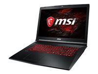 MSI GL72M 7RDX 693NE Core i5 7300HQ Windows 10 Home 8 GB RAM