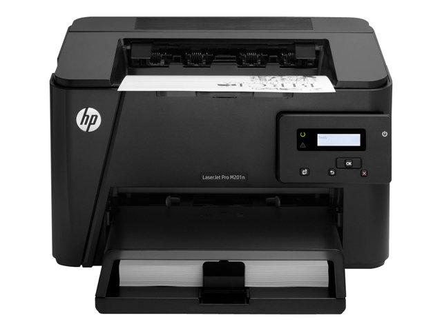 Image of HP LaserJet Pro M201n - printer - monochrome - laser