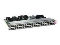 Cisco Produits Cisco WS-X4648-RJ45-E