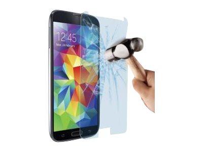 Muvit - 1 film de protection d'écran - verre trempé - pour Samsung Galaxy S5 Mini