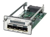 CIS C3KX-NM-10G= Catalyst 3K-X 10G Network Module 2 ports +